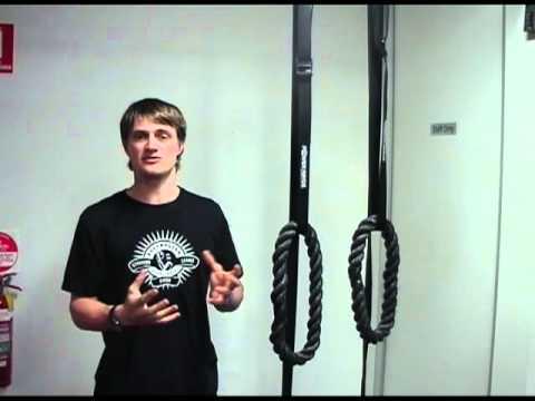 Ironedge Rope Power Rings