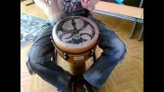 Djembe Rhythm - Samba