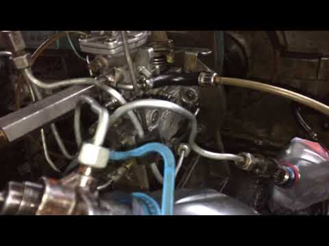 часть 6 Форд Транзит 2.5D замена плунжера на новый