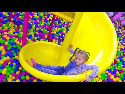 Fun Outdoor Playground for kids | Entertainment for Children Play Center