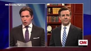 Jason Sudeikis mocks Mitt Romney's speech blasting Trump