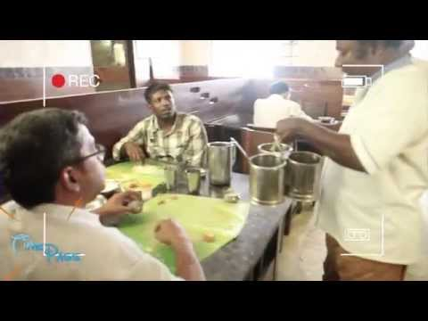 Lollu saba Manohar in hotel  | One day avatar