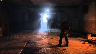 Metro 2033 - Part 1  Meeting Hunter - PC Ultra Settings