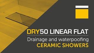 DRY50 Lineal Flat | INGL