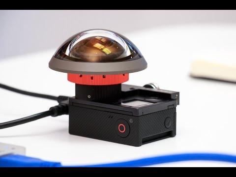 Live 360 Mobile VR Video Conference Solution by ARworks