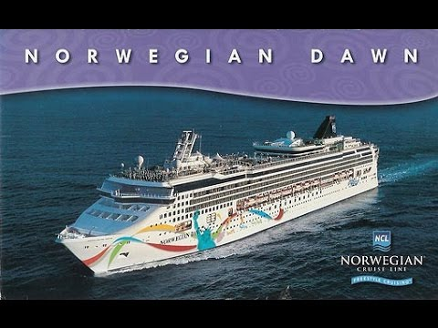 Norwegian Cruise Lines - Norwegian Dawn Ship Tribute *1080p HD*