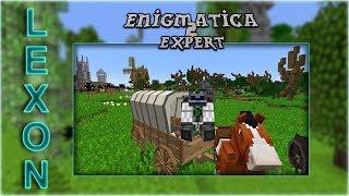 Enigmatica2:Expert #34 - Dilema, oprava fail automatizace, blbinky s Animanii a draky (LS19/04/19)
