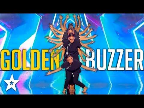 Emotional Dance Group Claim GOLDEN BUZZER on Got Talent France | Got Talent Global