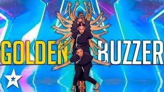 Emotional Dance Group Claim GOLDEN BUZZER on Got Talent France   Got Talent Global