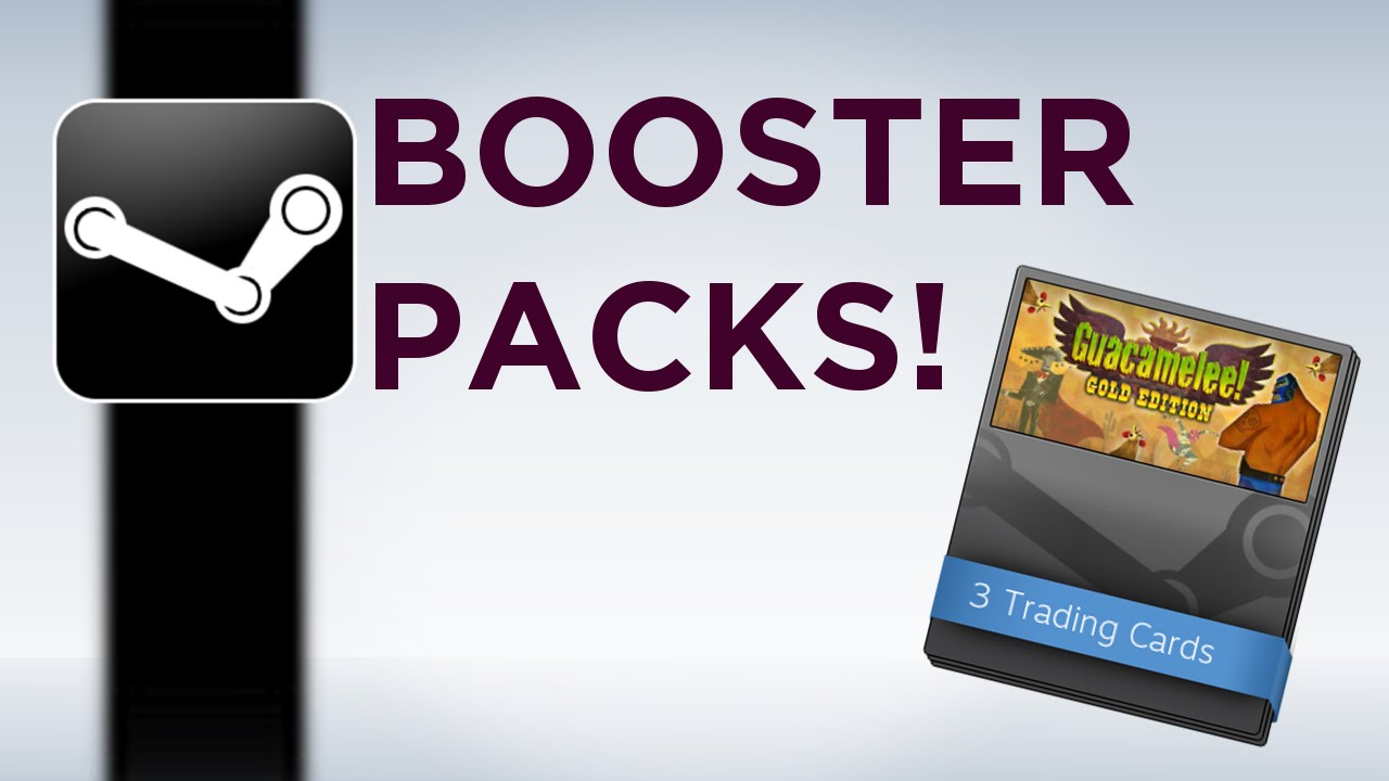 Booster Pack Steam