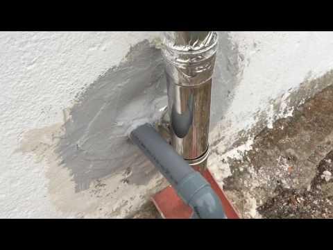 Download Youtube: Estufa de pellets instalación