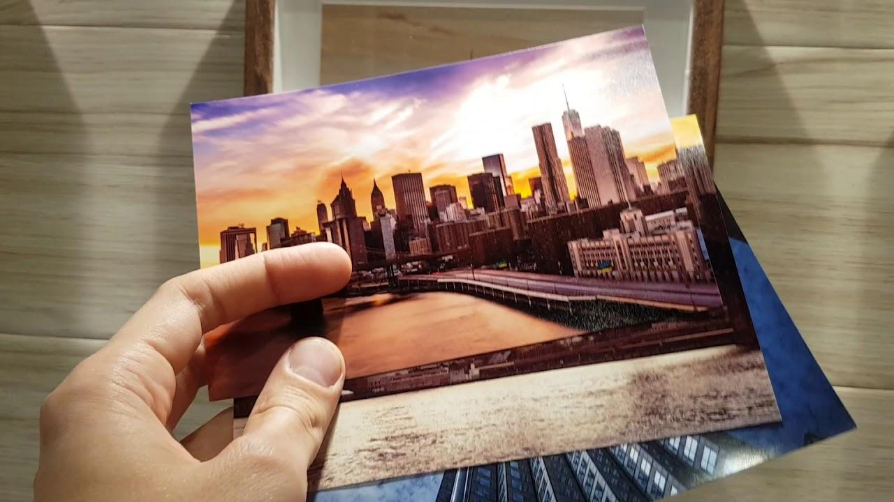 печать фотографий в туле все