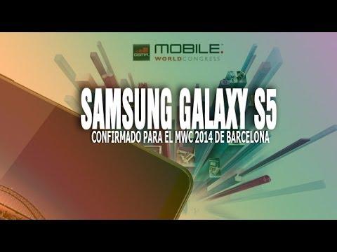 Samsung Galaxy S5 (SV) en MWC 2014 ¡Confirmado!
