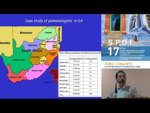 Respiratory Diseases in South Africa Pr  U  Lalloo, Durban, South Africa