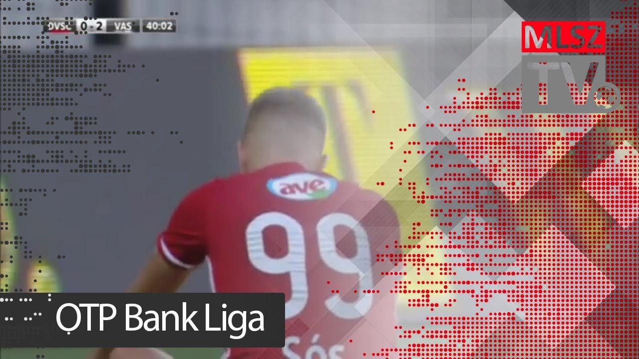DVSC - Vasas FC | 2-3 (0-2)| OTP Bank Liga | 28. forduló | 2017/2018 | MLSZTV