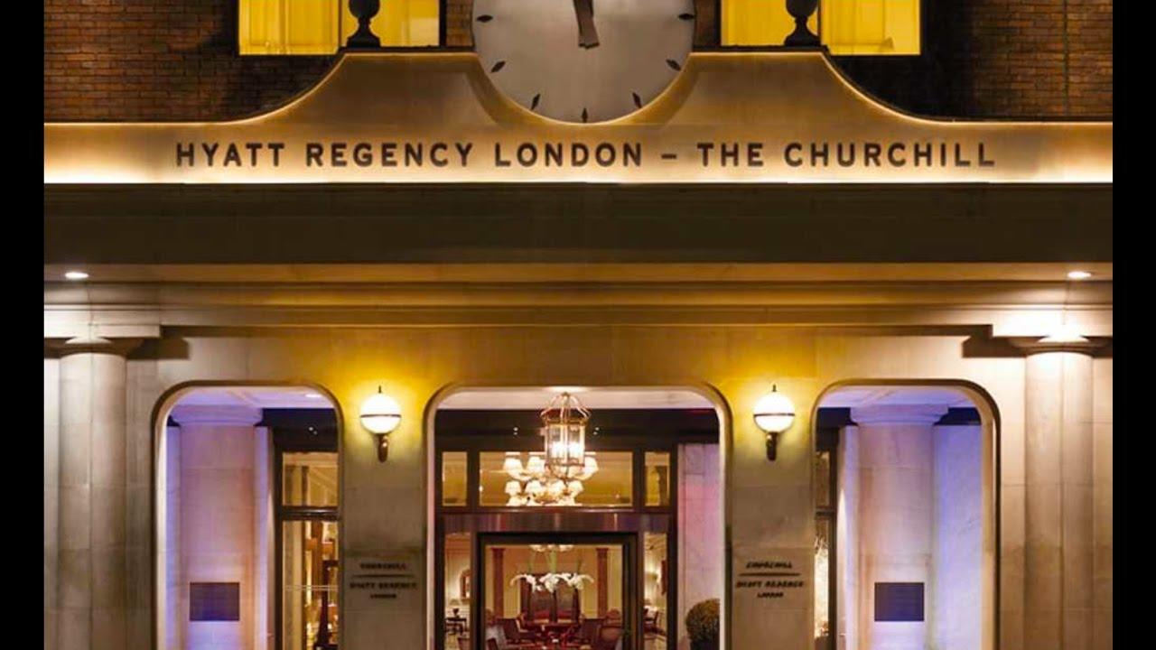 Hyatt Regency London The Churchill Hotels Uk