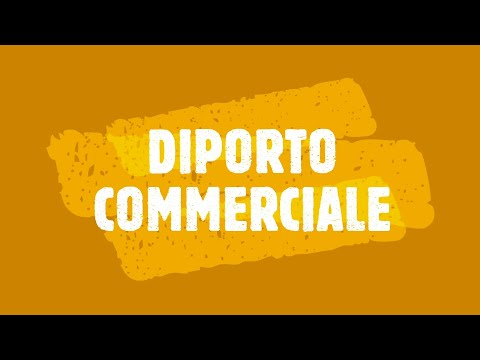diporto commerciale<br><br>Video informativo sul d...