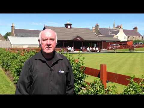 Kirkwall Bowling Club - LEADER funding