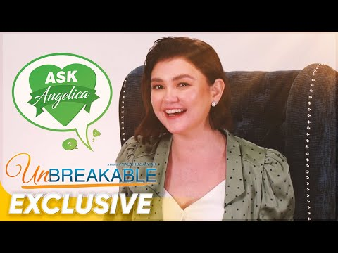 Ask Angelica Season 3 Episode 1 Part 1 - Angelica Panganiban - 'Unbreakable' - 동영상