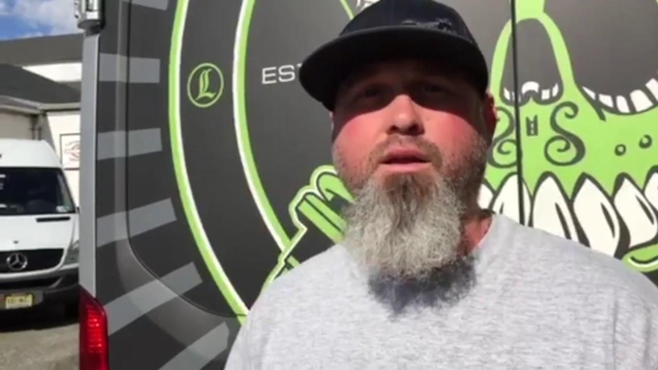 Customer chooses Legend over Ohlins