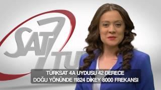 SAT-7 TÜRK, Türksatta