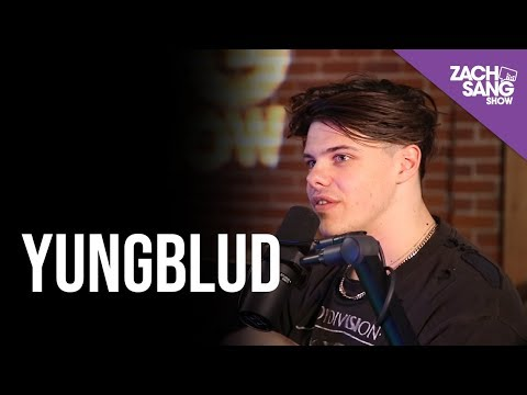 YUNGBLUD Talks 11 Minutes Working with Halsey and Travis Barker & New