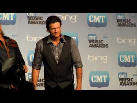 Trace Atkins & Blake Shelton Interview 2010 CMT Music Awards