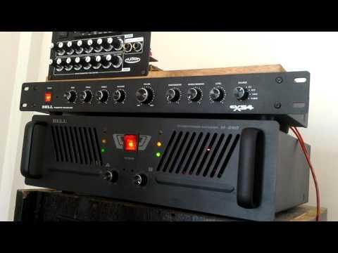 Test Power Amplifier Super OCL 500 v.2
