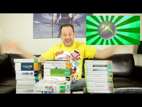 BIG MIKE FINALLY GETS A JAPANESE XBOX 360