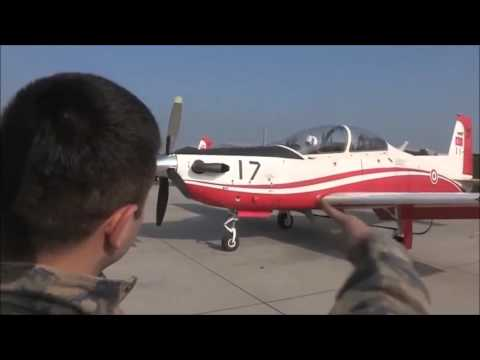 Turkish Air Force - Student Pilot Education & Flight Performance