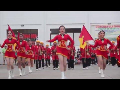 Tanay Town Fiesta Grand Parade 2016