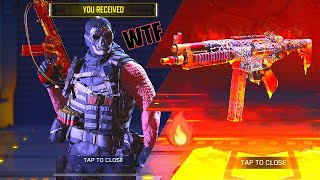 Melting Point Lucky Draw Opening Call Of Duty Mobile