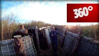 Ukraine: Putins Armee soll hier gestoppt werden (360° Grad/Russland)