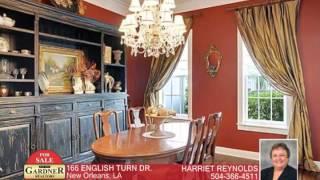 166 English Turn Dr.  New Orleans, LA Homes for Sale   gardnerrealtors.com