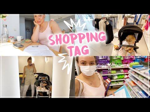 Back To School Haul & Shopping Ausflug🛍 • H&M Haul • Maria Castielle