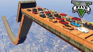 GTA V Online: O STUNT MAIS MODIFICADO! - Corrida INSANA #822