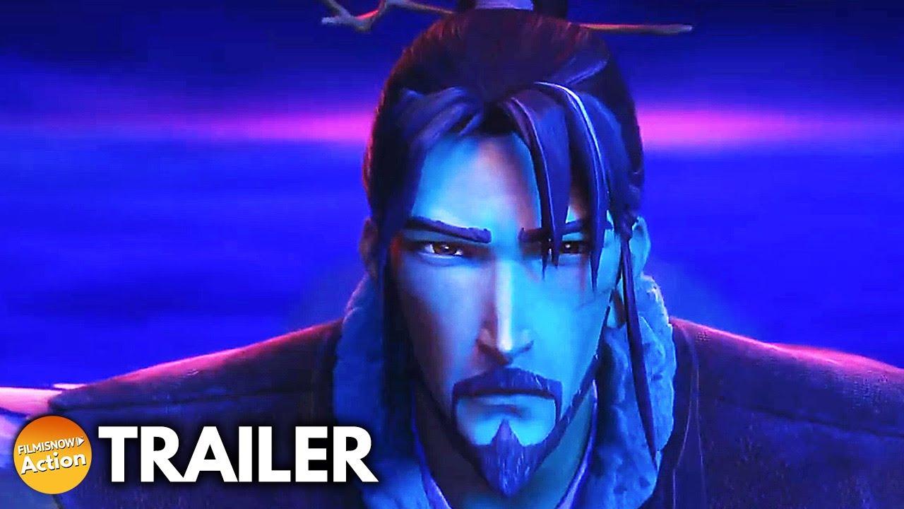 Download JIANG ZIYA (2021) Trailer - English Dubbed   Epic Fantasy Action Animated Movie