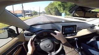 TOYOTA RAV4 HYBRID 2019   MELHOR SUV DA CATEGORIA!!! TEST DRIVE ONBOARD POV GOPRO / Видео