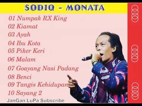 #sodiq #koplo #dangdut DANGDUT KOPLO NUMPAK RX KING - SODIQ MONATA FULL ALBUM TERPOPULER 2018