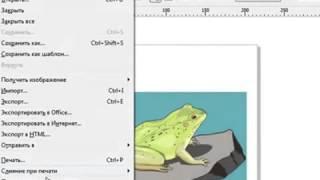 Уроки Корел. CorelDRAW X5 для новичков. Предварительный просмотр (9.1) Хорошее качество видео уроки