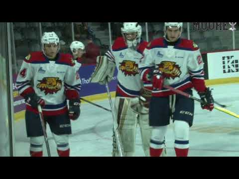 Mika Cyr - QMJHL scoring leader