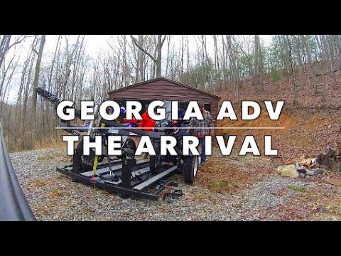 Motorcycle Adventure - Georgia Arrival ADV