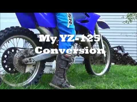 How To Make Your Yz Look 10 Years Newer Everything You Need To Know About Yz Plastics Conversions