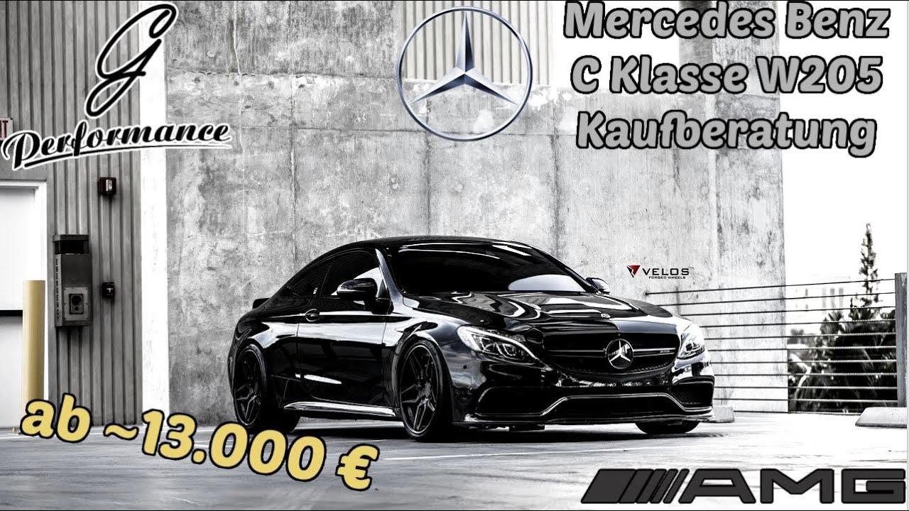 Mercedes Benz C Klasse W205 Kaufberatung - Typische Mängel | G Performance