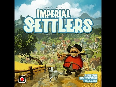 Imperial Settlers - Как се играе?