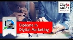 Digital Marketing Diploma - City & Guilds Level 3