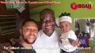 So Emotional See How Yoruba Actor Sunkanmi Omobolanle celebrate His DadPapa Aluwe39s Birthday
