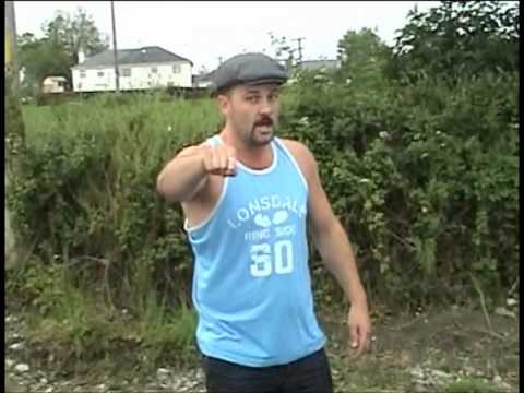 longford  nevins telling you about big joe joyce after the fight