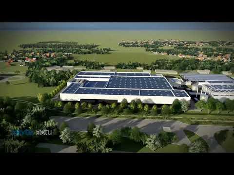 Ligne pilote de batteries pour véhicules électriques
